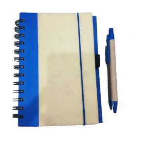 Nootbook with pen 1